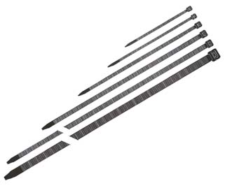 ELECTRICAL - CABLE TIES/CONDUIT/HEAT SHRINK (2)