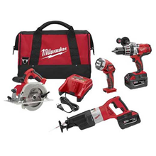 POWER TOOLS - BAG KITS/COMBINATIONS (7)