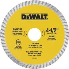 CUTTING - MASONRY CUTTING DISCS&47DIAMOND BLADES ()