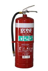 SAFETY - FIRE FIGHTING EQUIPMENT-EXTINGUISHERS (10)