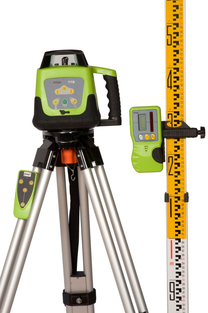MEASURING - LASER LEVELS/DISTANCE MEASURERS (17)