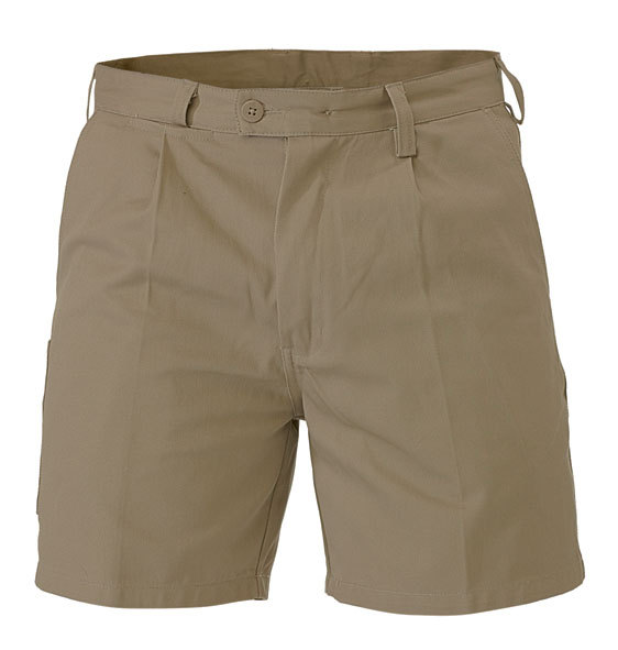 CLOTHING - WORK SHORTS/COTTON DRILL (6)