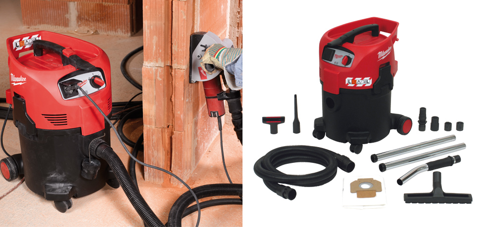 POWER TOOLS - VACUUM CLEANERS/DUST EXTRACTION (2)